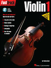 FastTrack Violin Method Vol.1 Book / Audio Access NEW!