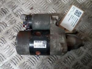 SUZUKI SWIFT Starter Motor Mk2 1.3 Petrol 2004-10 3110-86G00