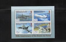 FALKLAND IS 2008 90TH ANNIVERSARY OF THE ROYAL AIR FORCE MS FOX BAY PMK FU