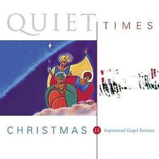 Various Artists Quiet Times Christmas CD