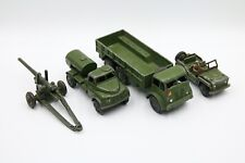Dinky Military Vehicles (3)