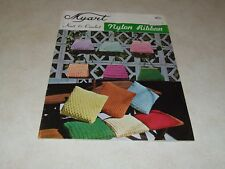 Myart Knit & Crochet Nylon Ribbon Book 9