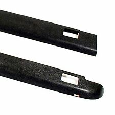 72-41621 Westin Black Bed Rail Caps for 1993-2011 Ford Ranger 6' Bed