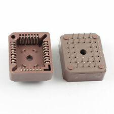 5Pcs PLCC32 32 Pin DIP Socket Adapter PLCC Converter