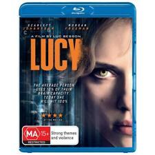 Lucy (Blu-ray, 2014)