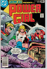 Showcase #979(1978) VF- 7.5  Power Girl!