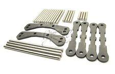 X-MAXX HINGE PINS (Suspension shafts set & bulkhead tie bars Traxxas 77086-4
