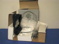 VINTAGE YAMAHA ORTHODYNAMIC YH-1 STEREO HEADPHONES MARIO BELLINI NEW IN BOX