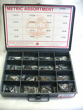 METRIC ROLL / TENSION PIN ASSORTMENT 1.5-8mm DIN 1481, ISO 8752