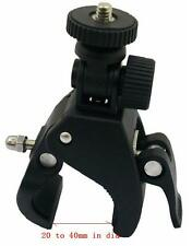 Pro Camera Clamp Roll Bar SeatPost Pan Tilt Omni Mount For drift hd170 stealth