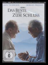 DVD DAS BESTE KOMMT ZUM SCHLUSS - JACK NICHOLSON + MORGAN FREEMAN *** NEU ***