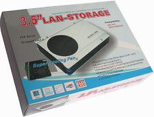 Servidor de datos LAN Storage para IDE + SATA discos duros + USB