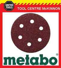 Metabo 624045000 P120 10 Cling-fit Sanding Discs Green