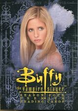 Inkworks Buffy TVS Season 4 Ultimate Collection Complete 90 Card Base Set