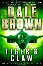 Tiger's Claw,Dale Brown- 9781472107312