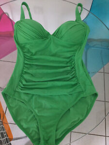 M&S Marks & Spencer Swimming Costume Size 16 Tummy Control