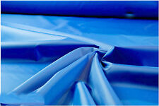 Royal Blue waterproof fabric gazebo panel garden cushion cover material 5mt 4oz