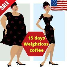 1 Box Weight Loss Slim Roast Instant Diet Slim Drink  Burn Natural Coffee
