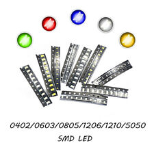 SMD//SMT LED 0805 0603 1206 1210//3528 Red,Blue,Green,White,Orange,Yellow,Pink TS