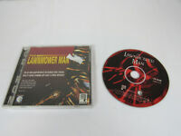 The Lawnmower Man Vintage PC Computer Game Virtual Reality 32 Color CD-ROM 90s