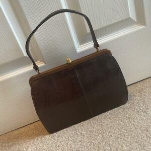 Mappin And Webb Vintage Handbag