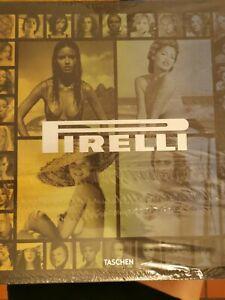 Livre Pirelli Calendrier 50 Ans Taschen