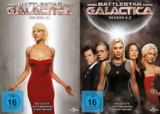 6 DVDs * BATTLESTAR GALACTICA - STAFFEL / SEASON 4  ( 4.1 + 4.2 )  # NEU OVP +