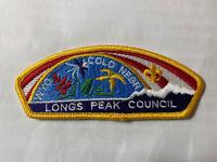 MINT CSP Pikes Peak Council Colorado T-1