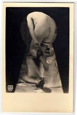 Key Hole look at NUDE WOMAN/Chiave Foro atto * VINTAGE 30s Nude Photo PC #3