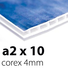 10 x Correx Sign Boards | 4mm A2 | Printed UV Full Colour