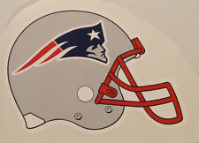 "New England Patriots FATHEAD Alternate Team Helmet 14"" x 10"" NFL Helmet Decal"