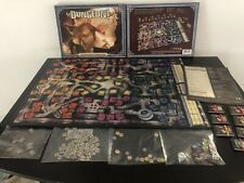 TSR 2012 DUNGEONS & DRAGONS AD&D DUNGEON! BOARD GAME
