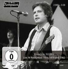 FRANKIE MILLER - Live At Rockpalast - 3 CD + 2 DVD MadeInGermany
