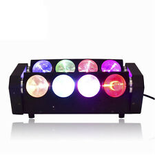 120W RGBW LED Spider Moving Head Light Stage Lights DJ Disco Party EffectDMX 512