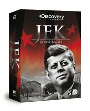JFK Conspiracies Triple Pack (DVD) (2013)