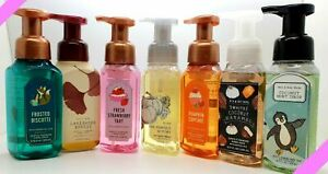 NEW Bath and Body Works Gentle Luxury Foaming Fragrance Hand Soap Hand Wash