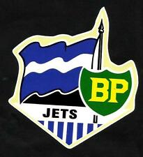 'THE JETS'' Vinyl Decal Sticker NEWTOWN BLUE BAGS BP PETROL SERVO GAS OIL nrl