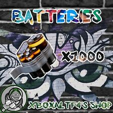 1000x Batteries Crafting Item | Fortnite STW XBOX/PS4/PC