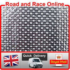Fairing Exhaust Engine HEAT SHIELD Trackday Race Bike Road Bike Self Adhesive