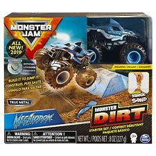 Monster Jam Monster Dirt Megalodon Starter Set