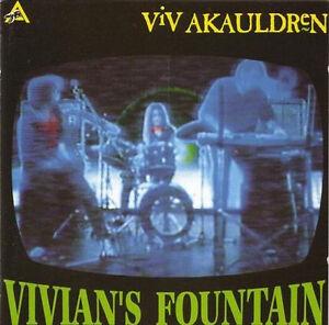 Viv Akauldren – Vivian's Fountain  - New cd  in seal  Garage, Psychedelic  Rock