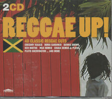 Reggae Up 40 Classic Reggae Cuts Doppel CD NEU Gregory Isaacs Dennis Brown