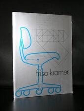 Stedelijk Museum #FRISO KRAMER #1978,nm, Crouwel, MINT