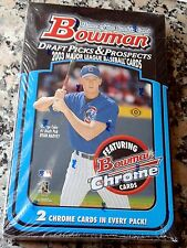 2003 Bowman Draft Picks Baseball NEW Box Zack Greinke Cano Markakis Utley CUBS