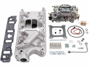 For Ford Mustang Intake Manifold and Carburetor Kit Edelbrock 13665GK