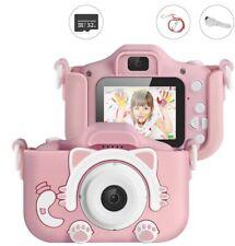 Digital Camera for Kids 16.0MP 2.0 Inch HD Shockproof Camera, IPS Screen Kids V