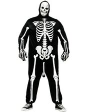 Men's Skeleboner Plus Size Costume
