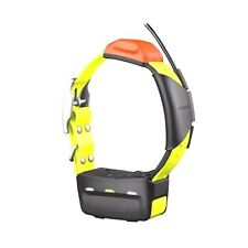 2 x Garmin® T5 Additional GPS Dog Tracking Collar Yellow: USED/NOT TESTED