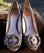 Escarpin - chaussures femme - DIOR - Haute couture  - Woman's shoes - VINTAGE