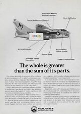 VOUGHT AERONAUTICS US NAVY A-7 THE WHOLE IS GREATER THAN SUM OF ITS PARTS AD
